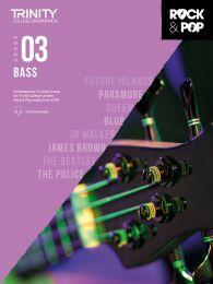 Rock & Pop Bass (from 2018) - Grade 3
