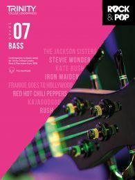 Rock & Pop Bass (from 2018) - Grade 7
