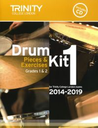 Drum Kit Book 1 - Grades 1 & 2 (with CD)