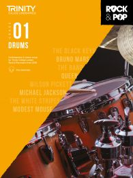 Rock & Pop Drums (from 2018) - Grade 1