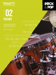 Rock & Pop Drums (from 2018) - Grade 2