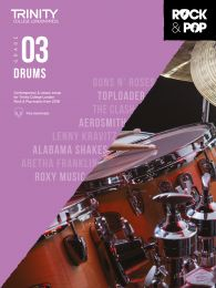 Rock & Pop Drums (from 2018) - Grade 3