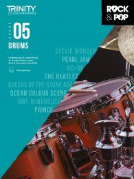 Rock & Pop Drums (from 2018) - Grade 5