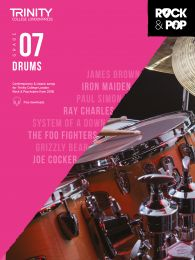 Rock & Pop Drums (from 2018) - Grade 7