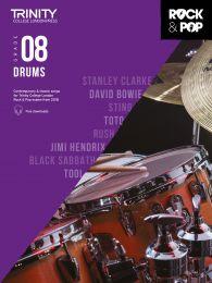 Rock & Pop Drums (from 2018) - Grade 8