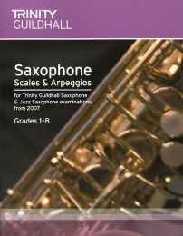 Saxophone Scales & Arpeggios (from 2007)