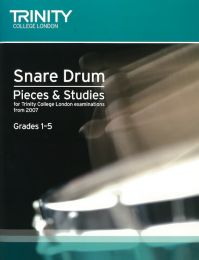 Snare Drum Exam Pieces and Studies Book 1