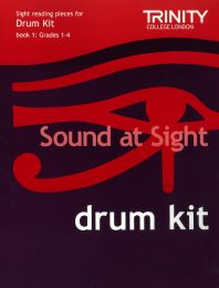 Sound at Sight Drum Kit Book 1