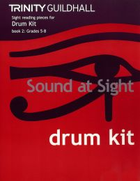 Sound at Sight Drum Kit Book 2