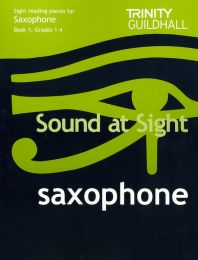 Sound at Sight Saxophone Book 1