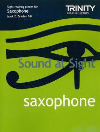 Sound at Sight Saxophone Book 2
