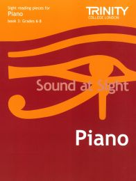 Sound at Sight Piano Book 3 (Grades 6–8) (Original Series)
