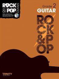 Rock & Pop Guitar - Grade 2