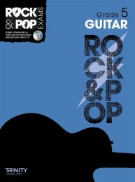 Rock & Pop Guitar - Grade 5