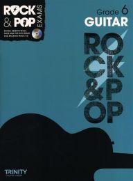 Rock & Pop Guitar - Grade 6