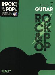 Rock & Pop Guitar - Grade 7