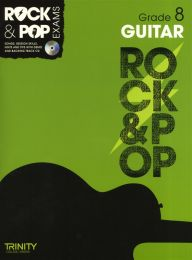 Rock & Pop Guitar - Grade 8