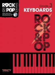 Rock & Pop Keyboard - Grade 3
