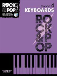Rock & Pop Keyboard - Grade 4