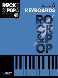 Rock & Pop Keyboard - Grade 5