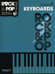 Rock & Pop Keyboard - Grade 6