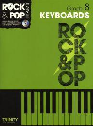 Rock & Pop Keyboard - Grade 8