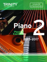 Piano Grade 2 (Book & CD) (2015-2017)