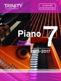 Piano Grade 7 (Book & CD) (2015-2017)