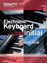 Electronic Keyboard Initial 2015-2018