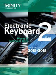 Electronic Keyboard Grade 2 2015-2018