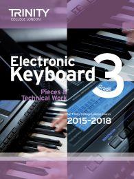 Electronic Keyboard Grade 3 2015-2018