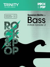 Rock & Pop Session Skills for Bass Initial–Grade 2