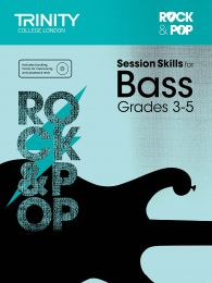 Rock & Pop Session Skills for Bass Grades 3–5