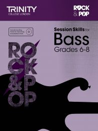 Rock & Pop Session Skills for Bass Grades 6–8