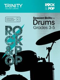 Rock & Pop Session Skills for Drums Grades 3–5