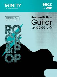 Rock & Pop Session Skills for Guitar Grades 3–5