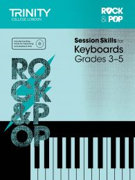 Rock & Pop Session Skills for Keyboards Grades 3–5