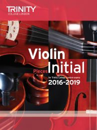 Violin Exam Pieces Initial (2016-2019)
