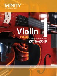 Violin Exam Pieces Grade 1 (2016-2019)