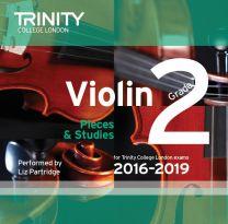 Violin CD Grade 2 (2016-2019)