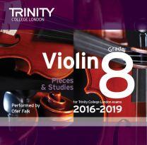 Violin CD Grade 8 (2016-2019)