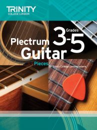Plectrum Guitar Grade 3 - 5
