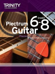 Plectrum Guitar Grade 6 - 8