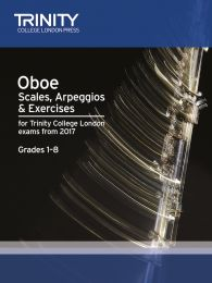 Oboe Scales, Arpeggios & Exercises from 2017