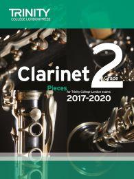 Clarinet Grade 2 (2017-2020)