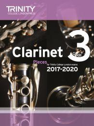 Clarinet Grade 3 (2017-2020)