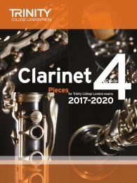 Clarinet Grade 4 (2017-2020)