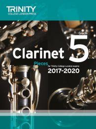Clarinet Grade 5 (2017-2020)