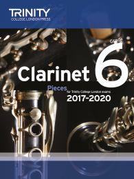 Clarinet Grade 6 (2017-2020)