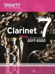 Clarinet Grade 7 (2017-2020)